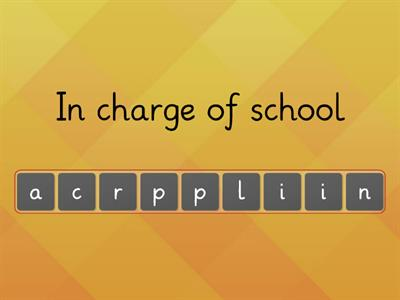 Trick Word 3 Unscramble