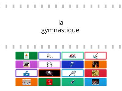 SP French sports