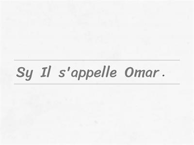 Biographie d'Omar Sy