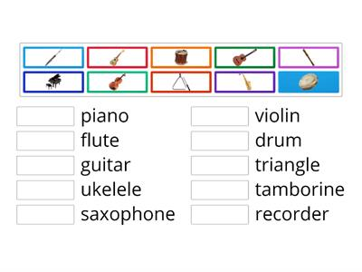 Simple instruments