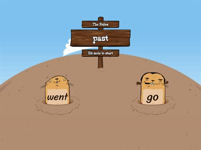 Irregular  Verbs, past (beginner)