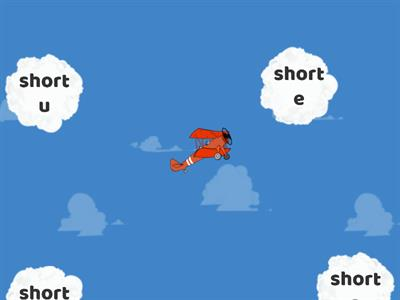 Airplane Mixed Short Vowels 1.3