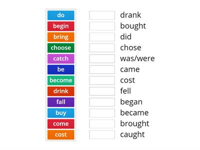 Irregular verbs_part1
