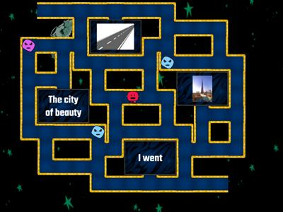 The city of beauty/ Maze chase