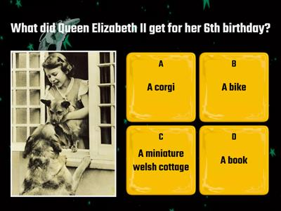 Queen Elizabeth II fun facts quiz