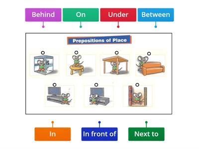 Prepositions review