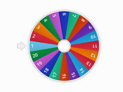 Copy of dom number wheel 1-10