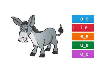 long vowels clever e or magic e  we can 6 u 1