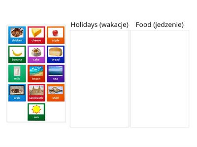 food/holidays