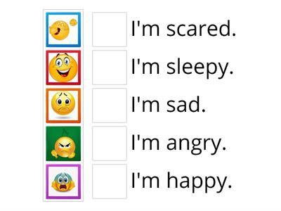 Emotions for four - year - olds