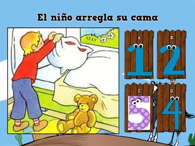 <b>Conciencia</b> silábica - Teaching resources