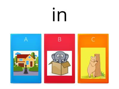 Prepositions Supermind Year 2