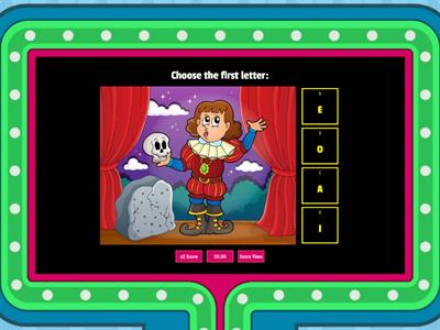 PHONICS Part 1 TEST