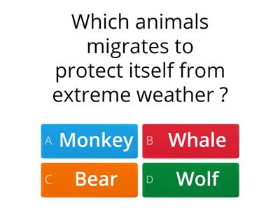 SCIENCE YEAR 5 QUIZ