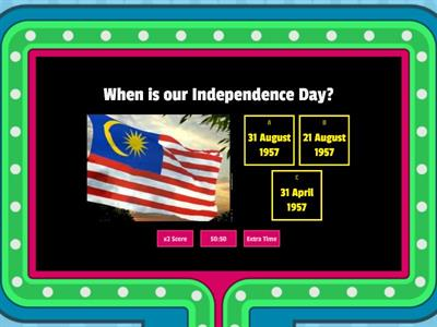 Year 4 Independence Day