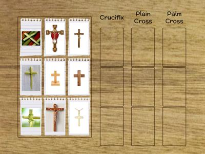 Types of Cross