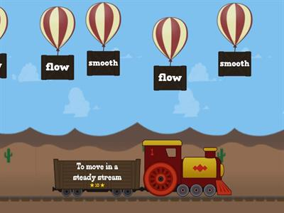 Words of the Day (vowel teams) Balloon Pop