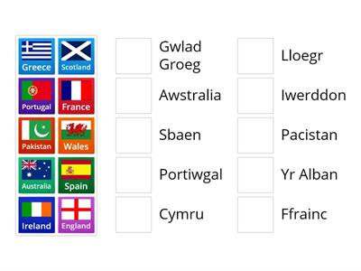 Welsh Countries - WSL