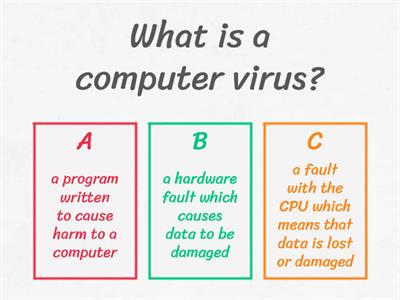 Computer Science - Viruses
