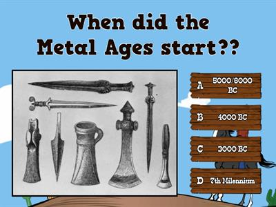 Metal Ages