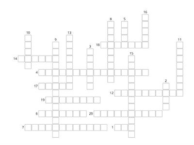 Judicial Crossword