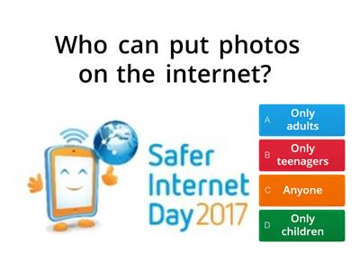 Safer Internet Day Quiz