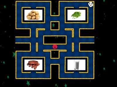 Copy of Unit 4 food maze