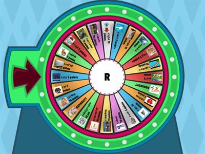 R Initial Wheel of Fortune