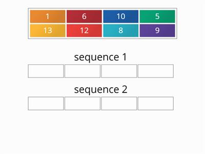 Sequences - sort