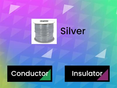 Conductor and Insulator