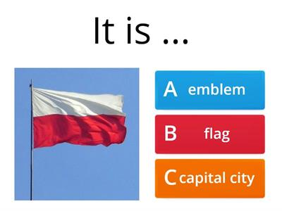 Poland - vocabulary