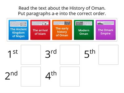 The History of Oman