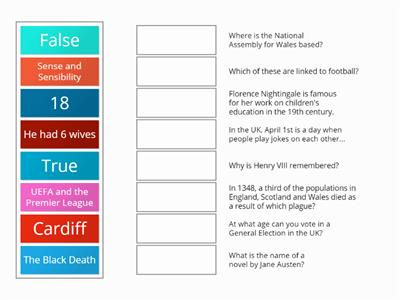 UK Citizenship Quiz