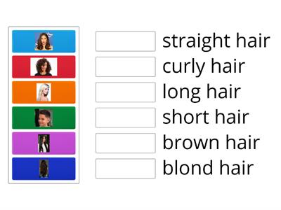 Hey friends 1! Hair types
