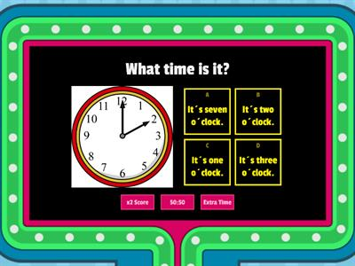 Copy of WHAT TIME IS IT?