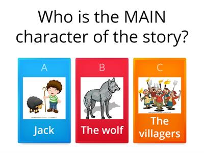 Jack and the Wolf