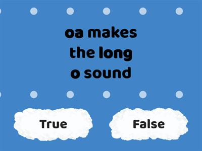 Long Vowel Quiz through Level 2 Fundations Unit 12