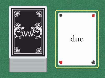 Vowel Team Word Cards (fluency practice)