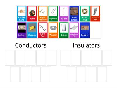 5.P.3.2 - Thermal Conductors or Insulators