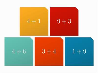 Maths tiles basic
