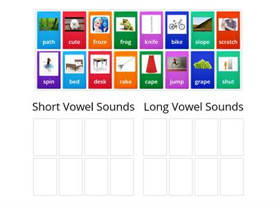 Copy of Short and Long Vowel Sounds