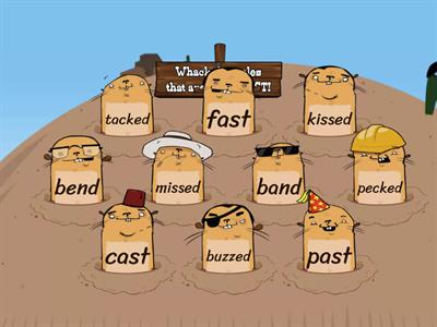 Past Tense Identification (Simple)