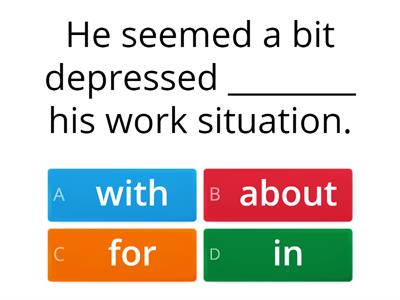 Unit 2_Prepositions with feelings