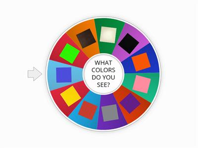 SPIN THE WHEEL AND SAY THE COLORS!!!