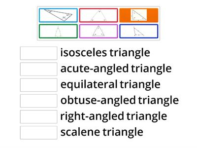 Types of Triangle