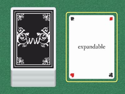 6.1 Word Cards Wilson