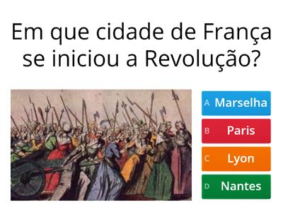 As invasões francesas