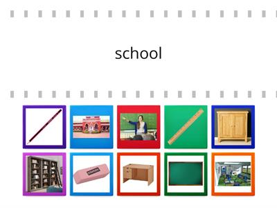 Kid's Box 2, Unit 2 (School)
