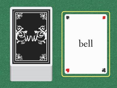 Wilson Step 1 Words - Random Cards