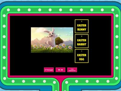 HAPPY EASTER GAMESHOW QUIZ